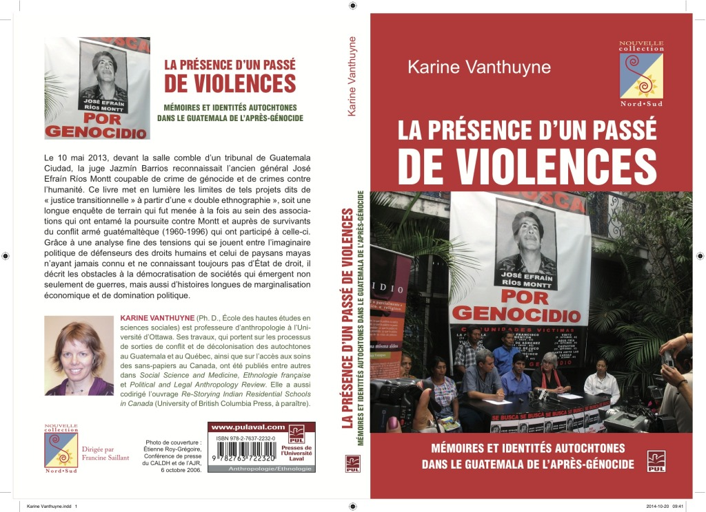 Karine Vanthuyne_Pages couverture