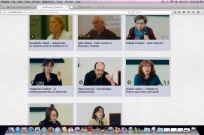 Mise en ligne des plénières, conférences et tables rondes du Symposium «Ottawa 2014″