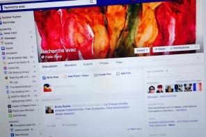 Le réseau Recherche Avec marque sa présence sur les réseaux sociaux!